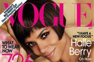 Halle Berry hace historia con una portada