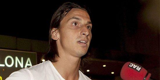 """Ibrahimovic: """"Es el final que ha querido el filósofo de Guardiola"""""""