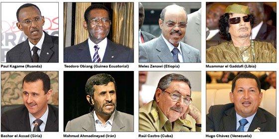 Los amigos dictadores y populistas de Zapatero que se han sentado en el sofá de La Moncloa