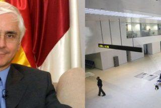 La prensa mundial ridiculiza a Barreda por su pifia y despilfarro en el Aeropuerto de Ciudad Real