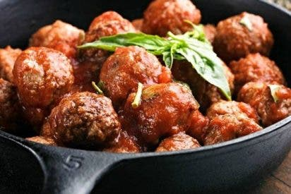 Cómo preparar albóndigas en salsa