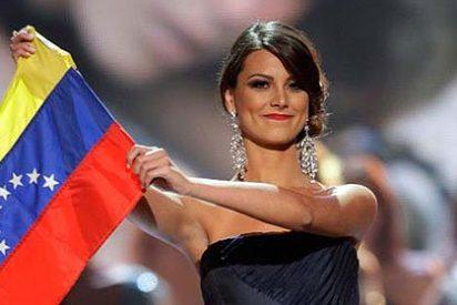 Los chavistas atacan a la ex Miss Universo