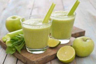 Smoothie verde fácil