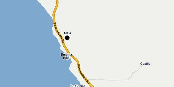 Sismos de 3,9 y 3,8 grados en la escala de Richter sacuden la costa central de Perú