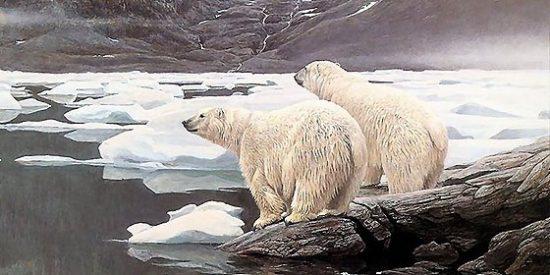 La 'Quimera del Oro Negro' estalla en Groenlandia