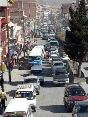 Potosí recupera la normalidad y celebra como triunfo la huelga contra Morales