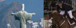 Ronda final de la Global Champions Tour en Río de Janeiro
