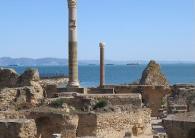 Ruinas cartaginesas