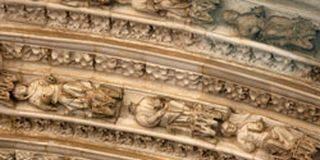 "Una ""mascletá"" decapita la cabeza de un ángel en la catedral de Toledo"