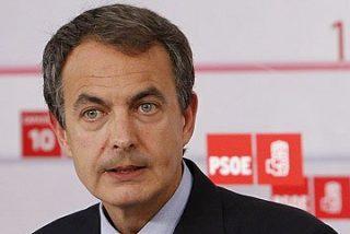 A Zapatero sólo le resta escoger si se quiere hundir solo o con todo el PSOE