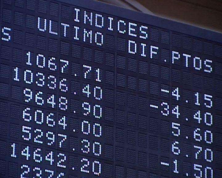 El Ibex 35 pierde un 0,07%, tras dos días en positivo