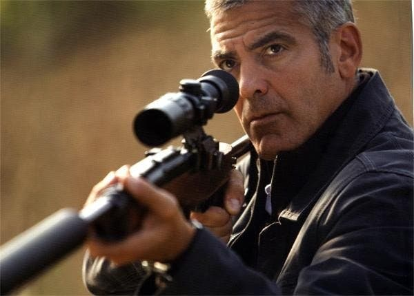 George Clooney, El Americano reina en casa