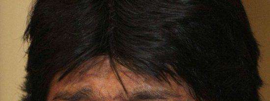 Evo Morales felicita a la resistencia iraquí