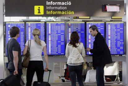 40 vuelos cancelados en El Prat a causa de la huelga en Francia