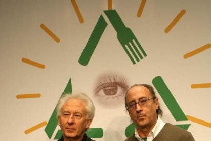 Els Joglars se adelanta al futuro de su compañía con la obra '2036 Omena-G', que se representa en Salamanca