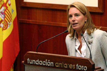 Quiroga: Zapatero tiene en su mano que ETA no esté en las instituciones