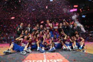 El Barcelona presenta sus credenciales y suma el primero título