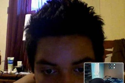Fotografían al ladrón de un portátil tras responder a una vídeo llamada de chat