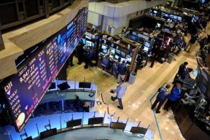 Wall Street sube el 0,05 por ciento al final de un mes de fuertes pérdidas