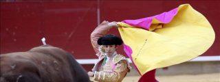 Talavante, herido de gravedad por el sexto toro en Palencia