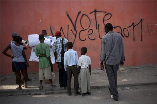 Haití adelanta un mes el inicio de la campaña electoral para los comicios de noviembre