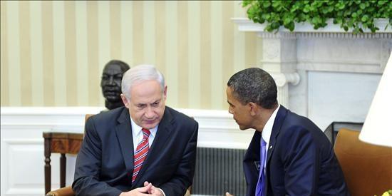 Obama inicia con Netanyahu una intensa ronda de reuniones con los líderes de la región