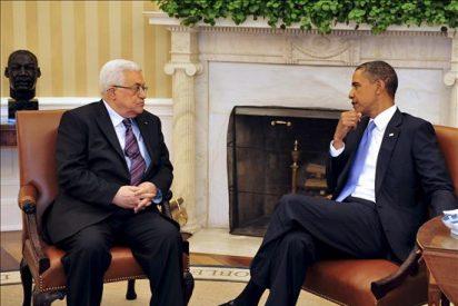 """Obama asegura, tras reunirse con Abás, que """"estamos haciendo progresos"""""""