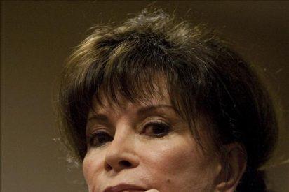 Isabel Allende, favorita para ganar en Chile el Premio Nacional de Literatura