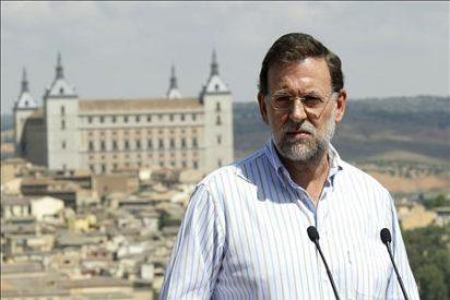 Rajoy insiste en que Camps debe seguir siendo el candidato del PP en Valencia
