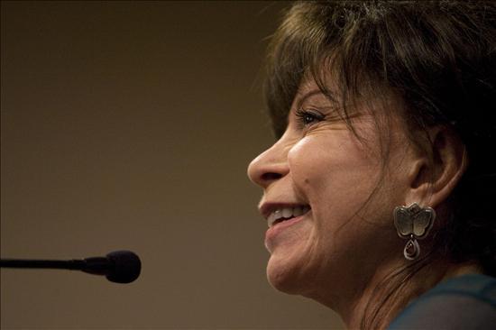 Isabel Allende gana en Chile el Premio Nacional de Literatura 2010
