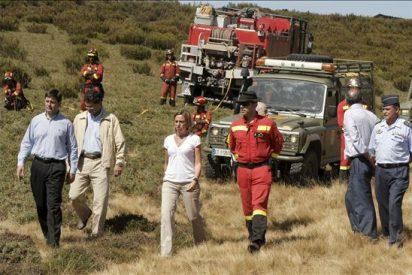 Controlados todos los incendios en Ourense tras arder más de 2.500 hectáreas