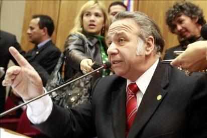 Se pospone el juramento del ex presidente Duarte por falta de quórum en el Senado
