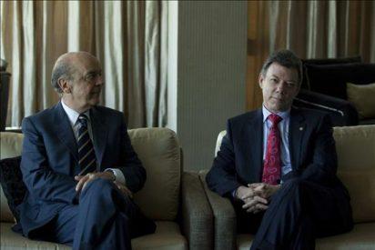 Santos le pide a Brasil que califique a las FARC como terroristas