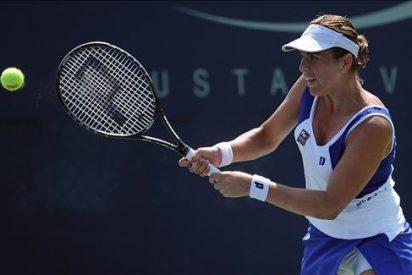 María José Martínez se despide de Nueva York en segunda ronda