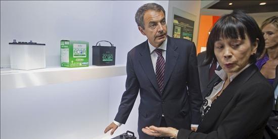 Mitsubishi negocia fabricar baterías para furgones de PSA ensamblados en Vigo