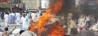 Al menos 46 muertos y 100 heridos en un ataque suicida contra chiíes en Quetta