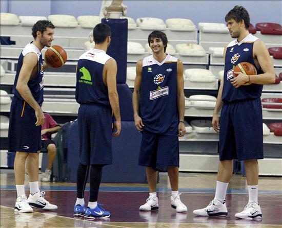 Juan Carlos Navarro jugará los octavos de final ante Grecia