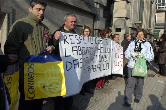 El FMI recomienda que España facilite el despido de los trabajadores indefinidos