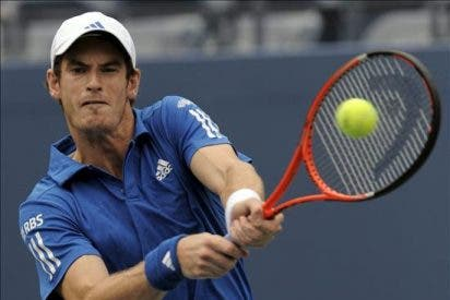 Murray supera sin problemas al jamaicano Brown