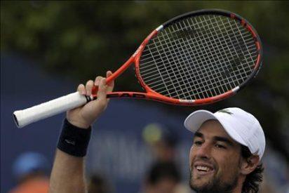 Gimeno-Traver alcanza por primera vez una tercera ronda de un Grand Slam