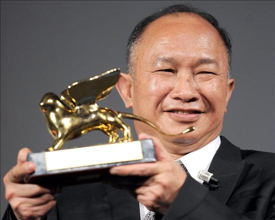 """John Woo """"casi como en un sueño"""" al recibir el León de Oro a toda una carrera"""