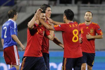 España se entrena en Zúrich antes de partir hacia Buenos Aires