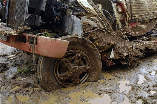 "Colom declara ""emergencia nacional"" por las lluvias que se han cobrado 18 vidas"