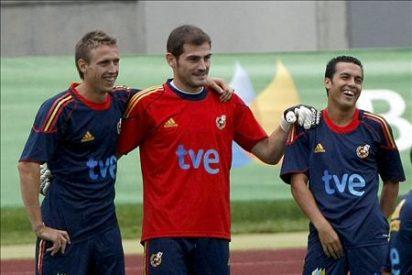 La selección de España llega a Argentina tras un viaje agotador