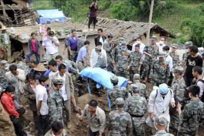 Ya son 24 los muertos por el corrimiento en el sur de China