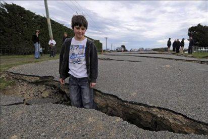 Nueva Zelanda prolonga el toque de queda tras el fuerte seísmo