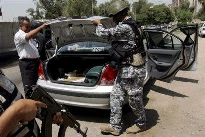 Ascienden a 12 los muertos y a 36 los heridos tras un ataque suicida en Bagdad