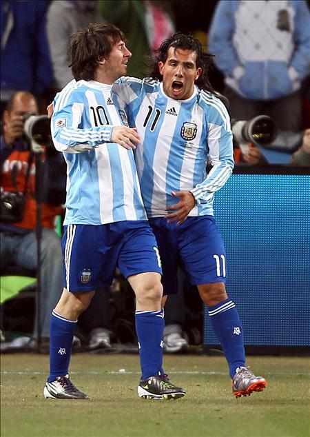 Messi, pilar de Batista en su objetivo de consolidarse como seleccionador