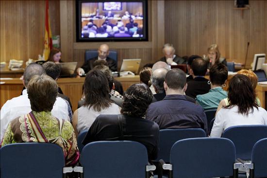 La Audiencia Nacional retoma hoy el juicio a 20 miembros de asamblea electa de Batasuna