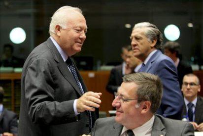 Moratinos asegura que la postura española sale reforzada con los ex presos cubanos en el PE